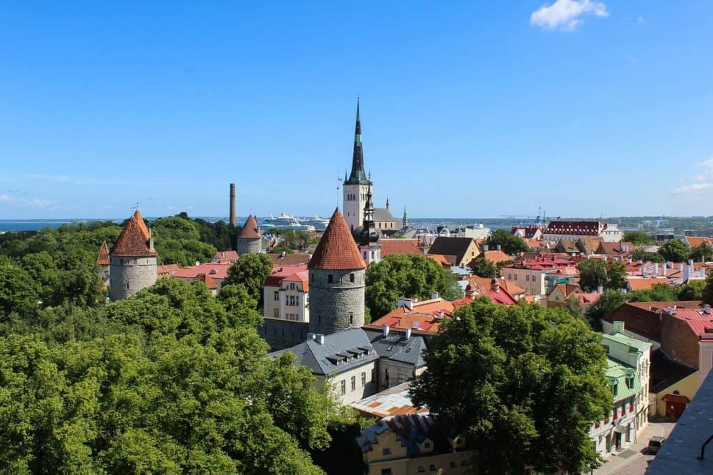 Estonia country for digital nomads