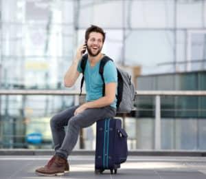 happy expatriate