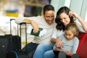 expat kids settle abroad