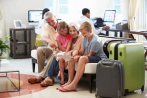 moving abroad with expat children