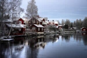 Raising Family in Sweden